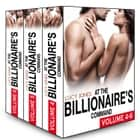 Boxed Set: At the Billionaires Command – Vol. 4-6 ebook by Lucy Jones