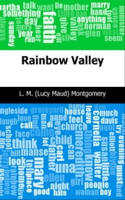 Rainbow Valley ebook by L. M. (Lucy Maud) Montgomery
