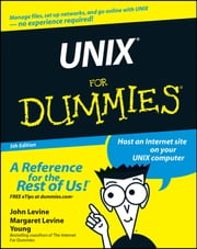 UNIX For Dummies ebook by John R. Levine, Margaret Levine Young