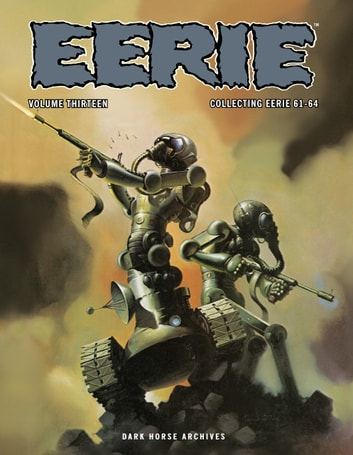 Eerie Archives Volume 13 ebook by Various