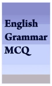 English Grammar MCQ ebook by murali lal