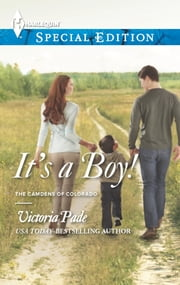 It's a Boy! ebook by Victoria Pade