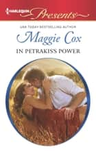 In Petrakis's Power ebook by Maggie Cox