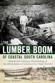 The Lumber Boom of Coastal South Carolina - Nineteenth-Century Shipbuilding and the Devastation of Lowcountry Virgin Forests ebook by Robert McAlister