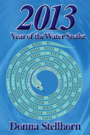 2013: Year Of The Water Snake ebook by Donna Stellhorn