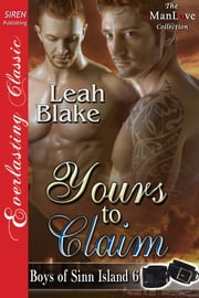 Yours to Claim ebook by Leah Blake