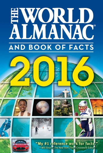 The World Almanac and Book of Facts 2016 ebook by