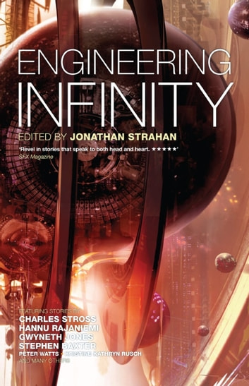 Engineering Infinity ebook by Charles Stross,Stephen Baxter