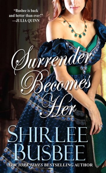 Surrender Becomes Her ebook by Shirlee Busbee