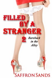 Filled By A Stranger 2: Bareback in the Alley ebook by Saffron Sands