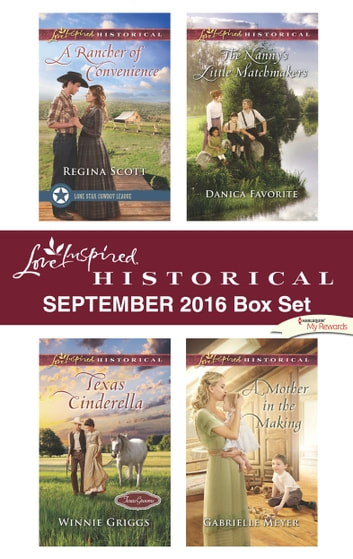 Harlequin Love Inspired Historical September 2016 Box Set - An Anthology eBook by Regina Scott,Winnie Griggs,Danica Favorite,Gabrielle Meyer