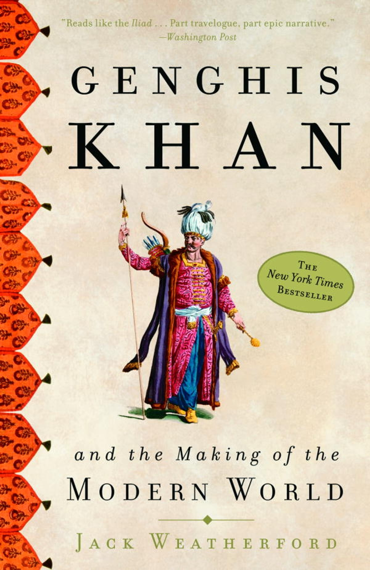 Genghis khan and the making of the modern world pdf free. download full