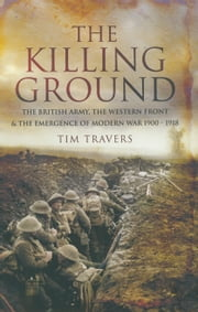 The Killing Ground ebook by Tim Travers