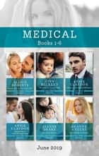 Medical Box Set 1-6 - Pregnant with Her Best Friend's Baby/The Surgeon's Surprise Baby/Falling for Her Italian Billionaire/Second Chance with the ebook by Dianne Drake, Alison Roberts, Annie Claydon, Tina Beckett, Deanne Anders