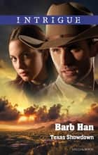 Texas Showdown ebook by Barb Han