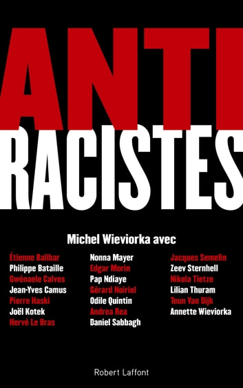 Antiracistes ebook by COLLECTIF