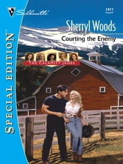 Courting the Enemy ebook by Sherryl Woods