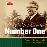 What it Takes to be Number One ebook by Vince Lombardi