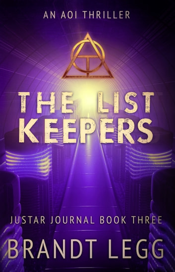 The List Keepers - An AOI Thriller ebook by Brandt Legg