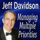Managing Multiple Priorities audiobook by
