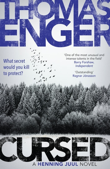 Cursed ebook by Thomas Enger