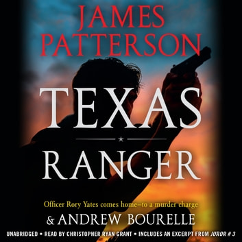Texas Ranger audiobook by James Patterson