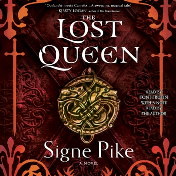 The Lost Queen audiobook by Signe Pike