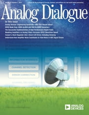 Analog Dialogue, Volume 47, Number 1 ebook by Analog Dialogue