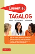 Essential Tagalog ebook by Renato Perdon
