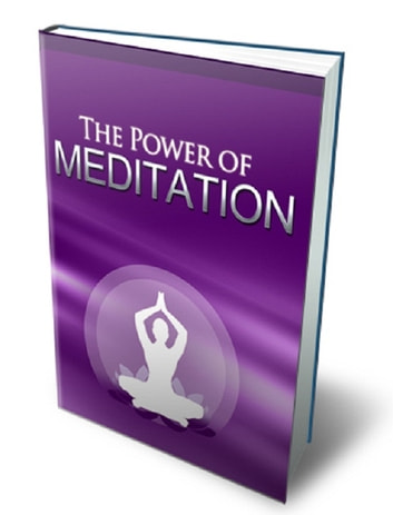 Power Of Meditation ebook by Anonymous