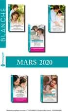 Pack mensuel Blanche : 10 romans (Mars 2020) ebook by Collectif