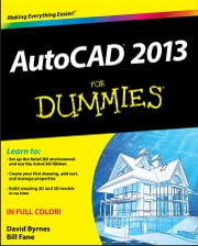 AutoCAD 2013 For Dummies ebook by Bill Fane, David Byrnes