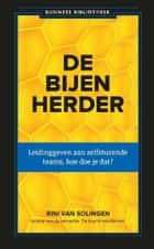 De bijenherder ebook by Rini van Solingen