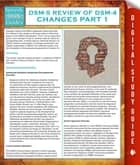 DSM-5 Review of DSM-4 Changes Part I (Speedy Study Guides) ebook by Speedy Publishing