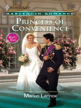 Princess of Convenience ebook by Marion Lennox