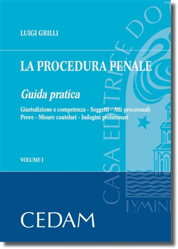 La Procedura Penale ebook by Luigi Grilli