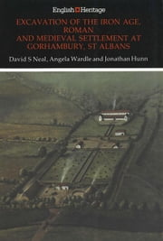Excavation of the Iron Age, Roman and Medieval settlement at Gorhambury, St Albans ebook by Neal, David S