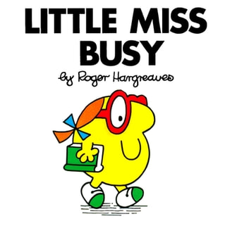 Little Miss Busy ebook by Roger Hargreaves