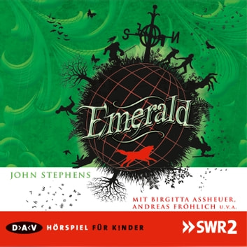 Emerald audiobook by John Stephens