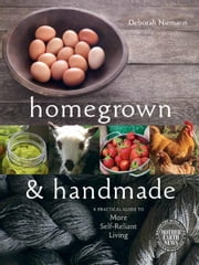 Homegrown & Handmade ebook by Deborah Niemann