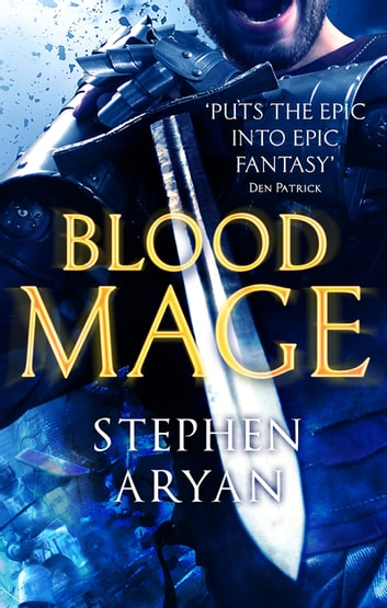 Bloodmage - Age of Darkness, Book 2 eBook by Stephen Aryan