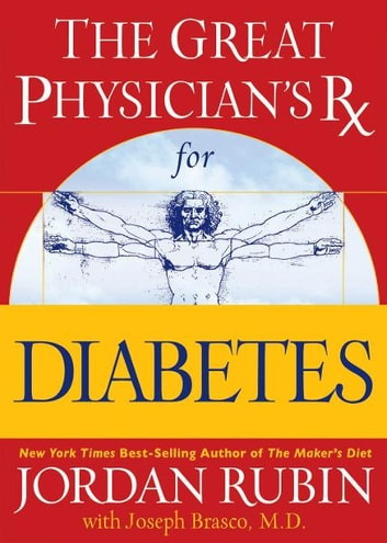 The Great Physician's Rx for Diabetes ebook by Jordan Rubin