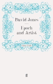 Epoch and Artist ebook by David Jones