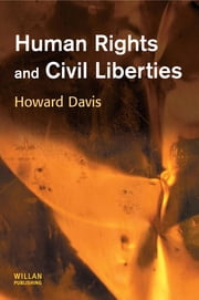 Human Rights and Civil Liberties ebook by Howard Davis