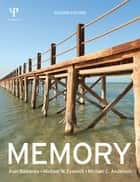 Memory ebook by Alan Baddeley, Michael W. Eysenck, Michael C. Anderson