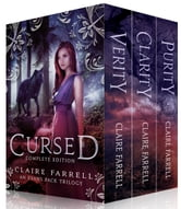 Cursed Complete Edition - An Evans Pack Series ebook by Claire Farrell