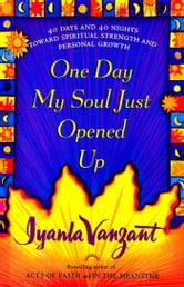 One Day My Soul Just Opened Up - 40 Days And 40 Nights Toward Spiritual Strength And Personal Growth ebook by Iyanla Vanzant