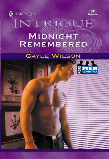 Midnight Remembered (Mills & Boon Intrigue) ebook by Gayle Wilson