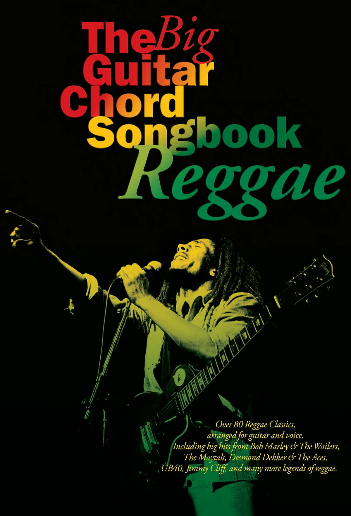 The Big Guitar Chord Songbook Reggae Ebook By Wise Publications