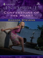Confessions of the Heart ebook by Amanda Stevens